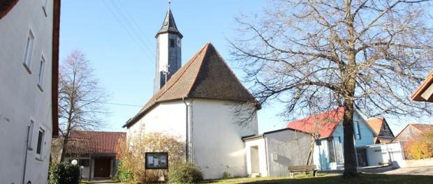 Pankratiuskirche von Ohnastetten