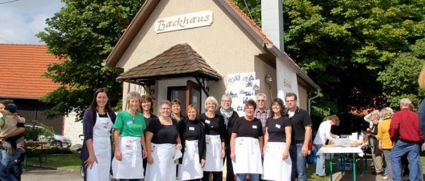 Backhaus Bleichstetten